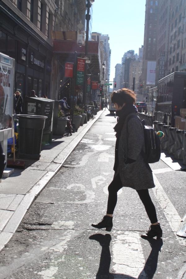 New York Street Style-Womenswear